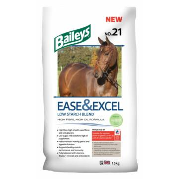No.21 Ease & Excel Mix