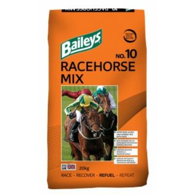 No.10 Racehorse Mix