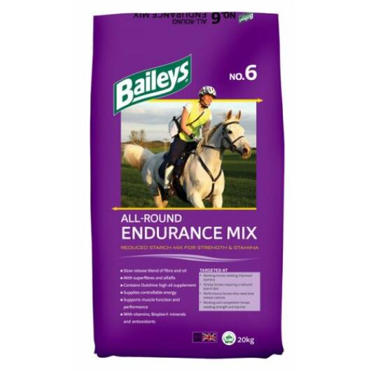 No. 6 All-Round Endurance Mix
