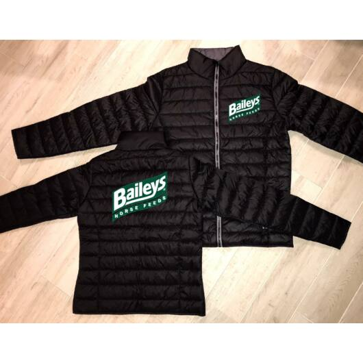 Baileys Horse Feeds kabát